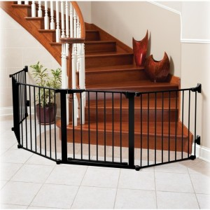 Kidco Auto Close Configure Black Gate