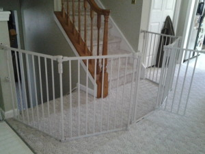 Superyard 3 in 1 Metal Gate