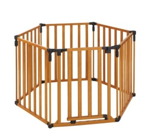 Wooden Superyard 3 in 1 Gate by North States Industries