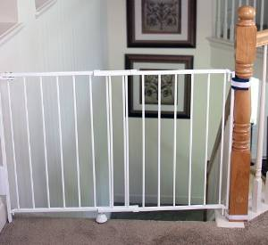 Baby Gates For Top Of Stairs