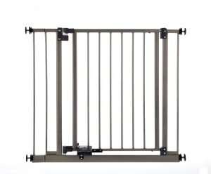North States Slide Step And Open Metal Gate