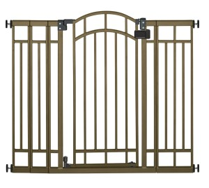 Summer Bronze Multi-Use Extra Tall Gate
